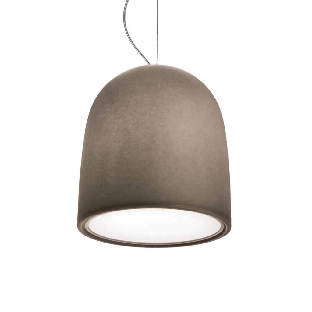 Produktové foto MODO LUCE Modo Luce Campanone závěsné světlo Ø 33 cm šedá