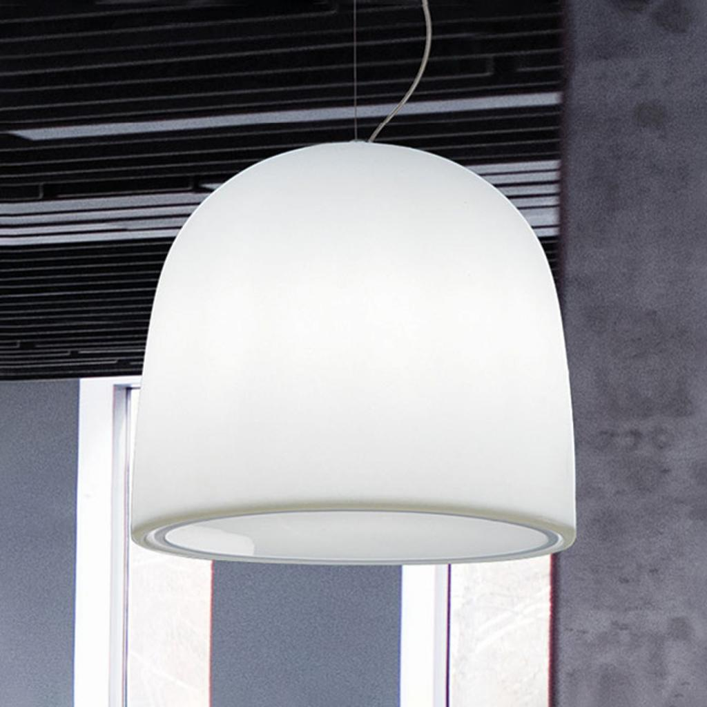 Produktové foto MODO LUCE Modo Luce Campanone závěsné světlo Ø 51 cm bílá