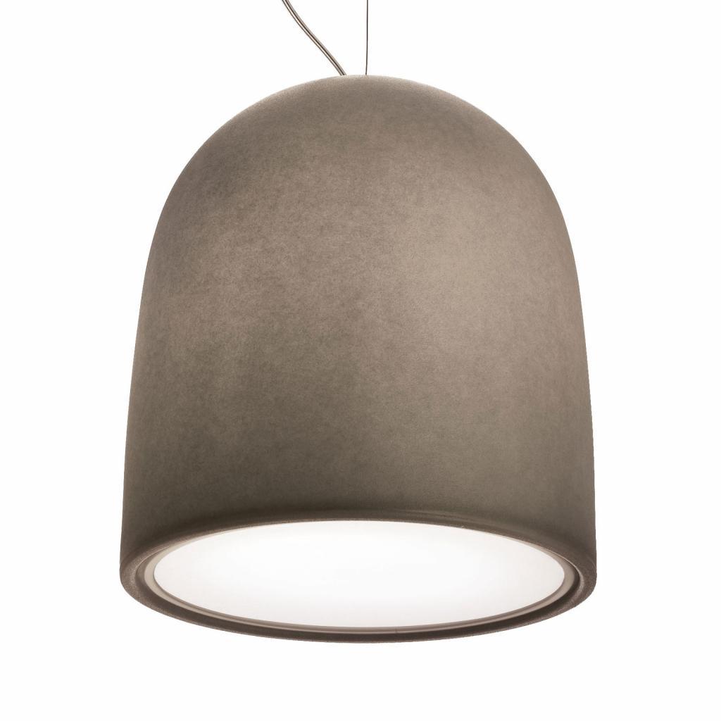 Produktové foto MODO LUCE Modo Luce Campanone závěsné světlo Ø 51 cm šedá