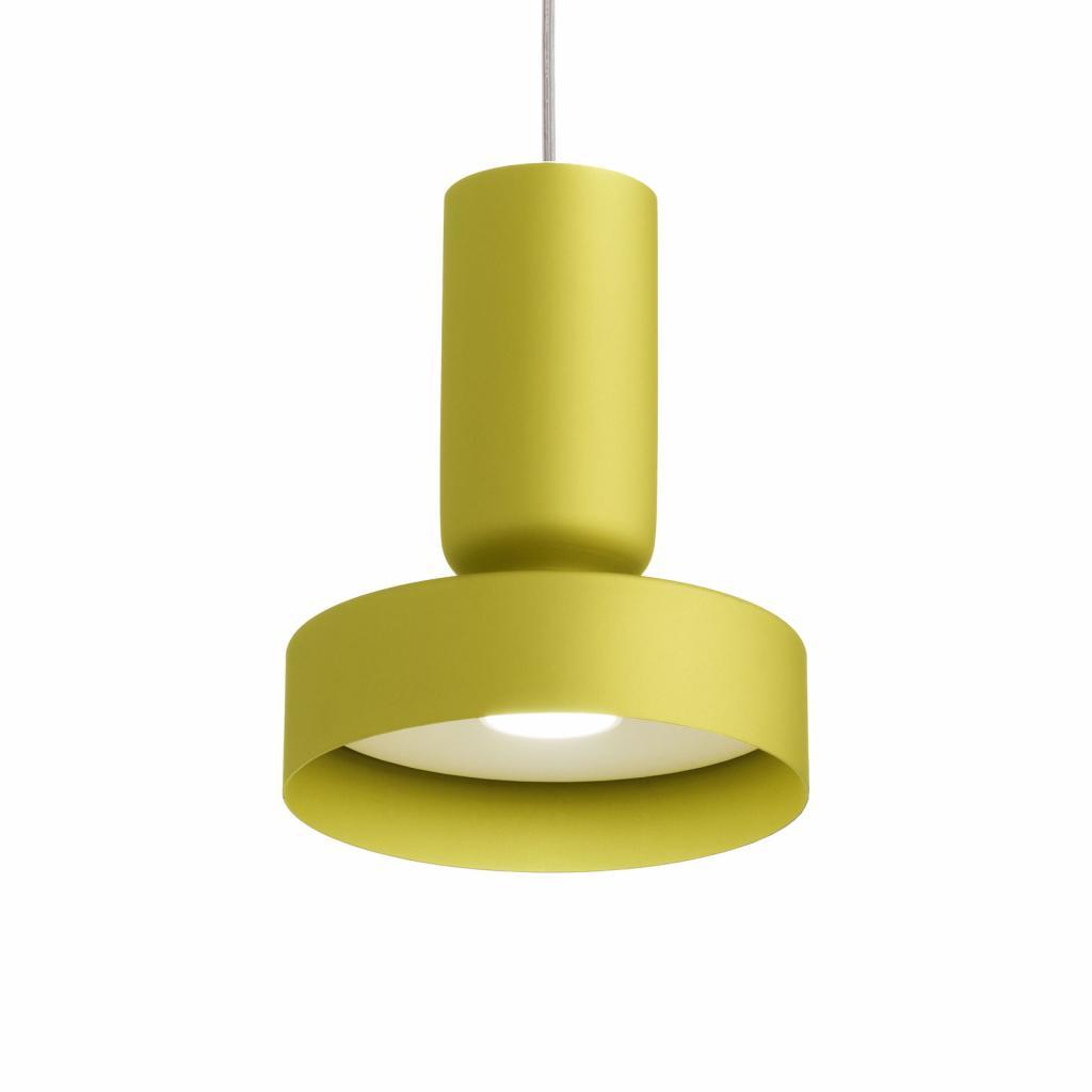 Produktové foto MODO LUCE Modo Luce Hammer závěsné světlo Ø 15 cm limone