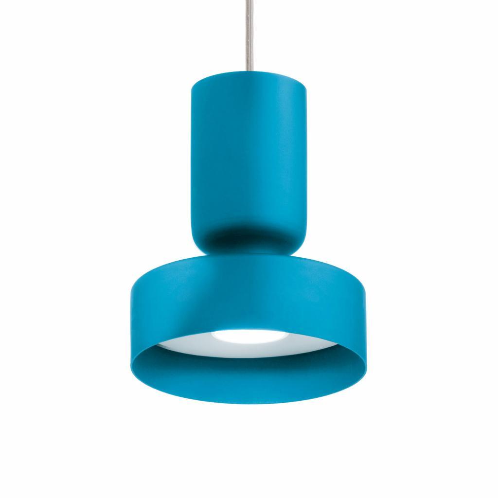Produktové foto MODO LUCE Modo Luce Hammer závěsné světlo Ø 15 cm tyrkysová