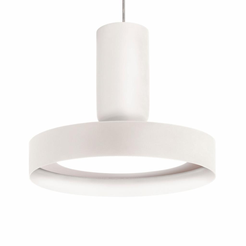 Produktové foto MODO LUCE Modo Luce Hammer závěsné světlo Ø 18 cm bílá