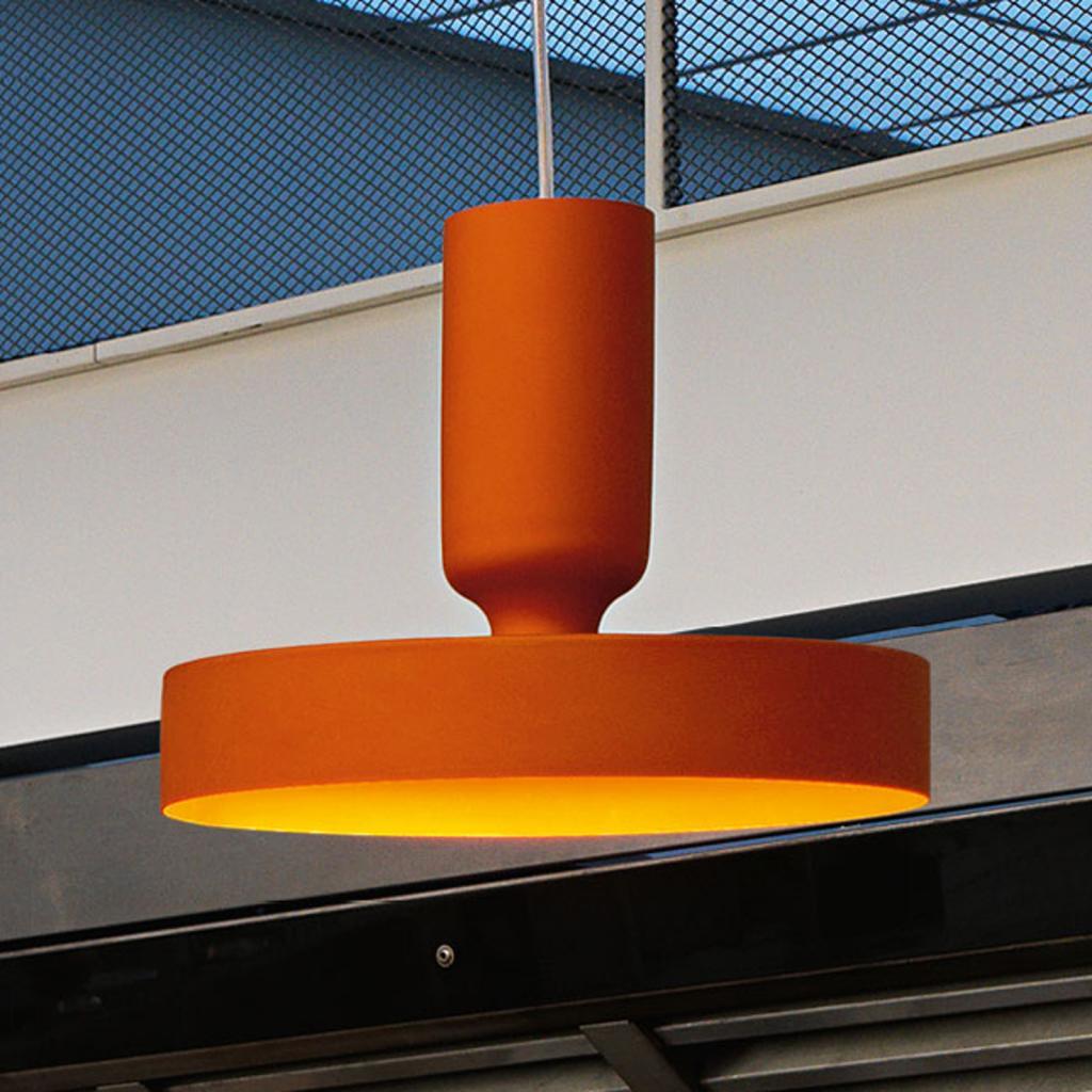 Produktové foto MODO LUCE Modo Luce Hammer závěsné světlo Ø 18 cm oranžová
