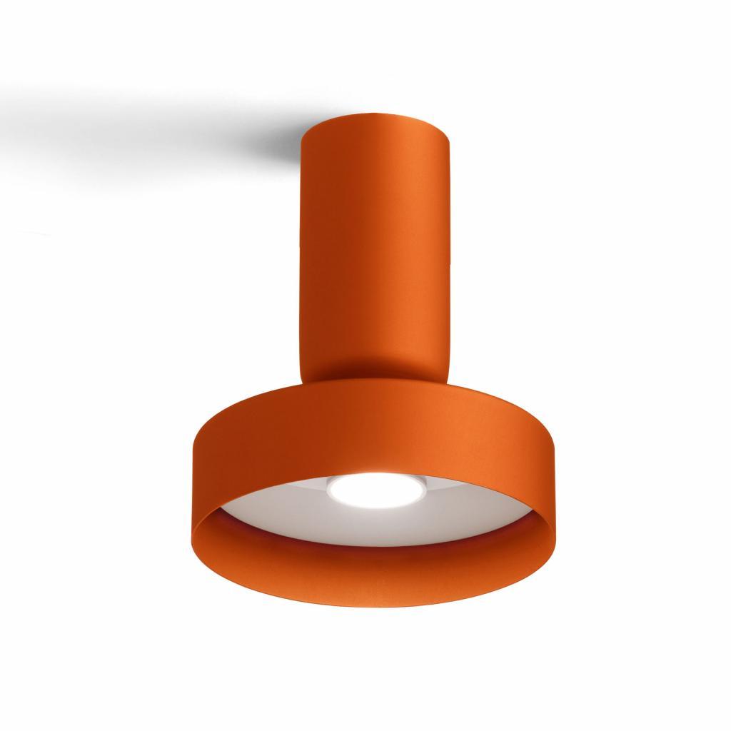 Produktové foto MODO LUCE Modo Luce Hammer stropní světlo Ø 18 cm oranžová