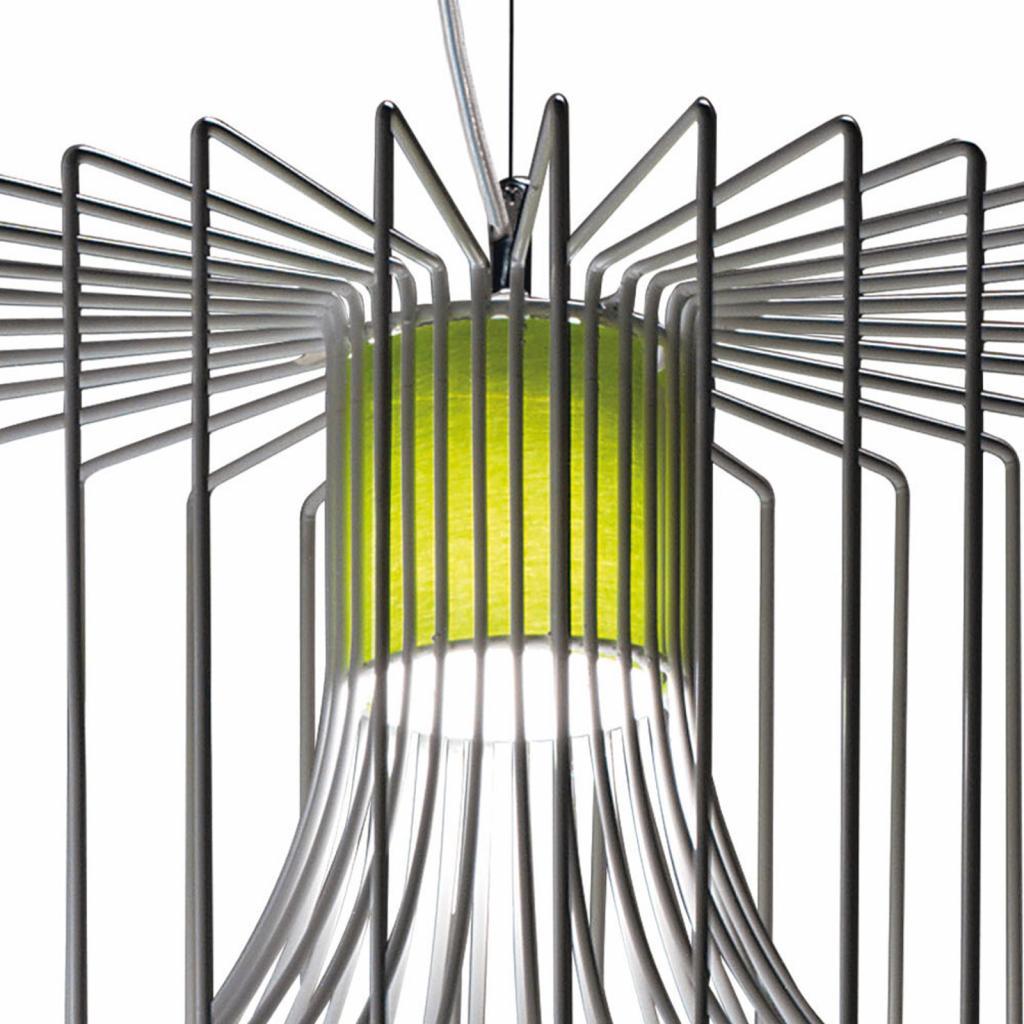 Produktové foto MODO LUCE Modo Luce Icaro látkové vnitřní stínidlo šalvějová