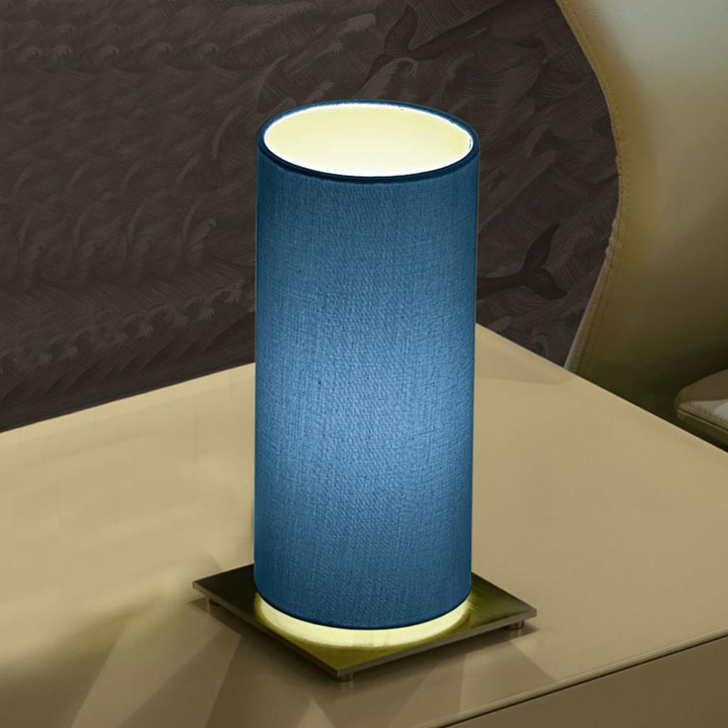 Produktové foto MODO LUCE Modo Luce Lost stolní lampa Ø 18 cm modrá