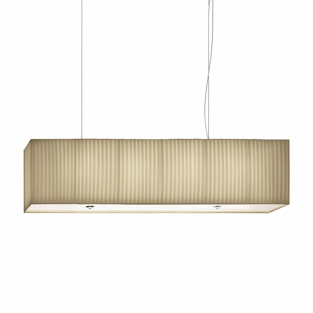 Produktové foto MODO LUCE Modo Luce Rettangolo závěsné světlo 90cm slonovina
