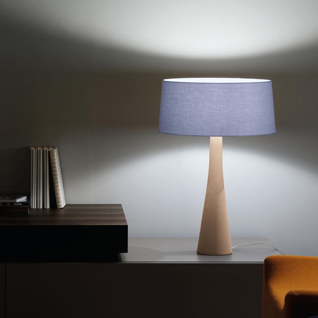 Produktové foto MODO LUCE Modo Luce Aura stolní lampa béžová/modrá