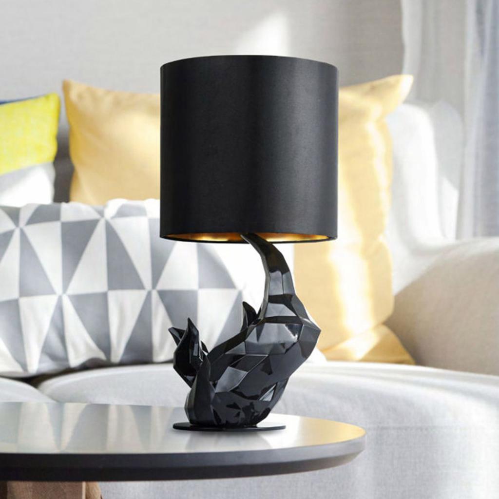 Produktové foto Maytoni Stolní lampa nosorožec, černá