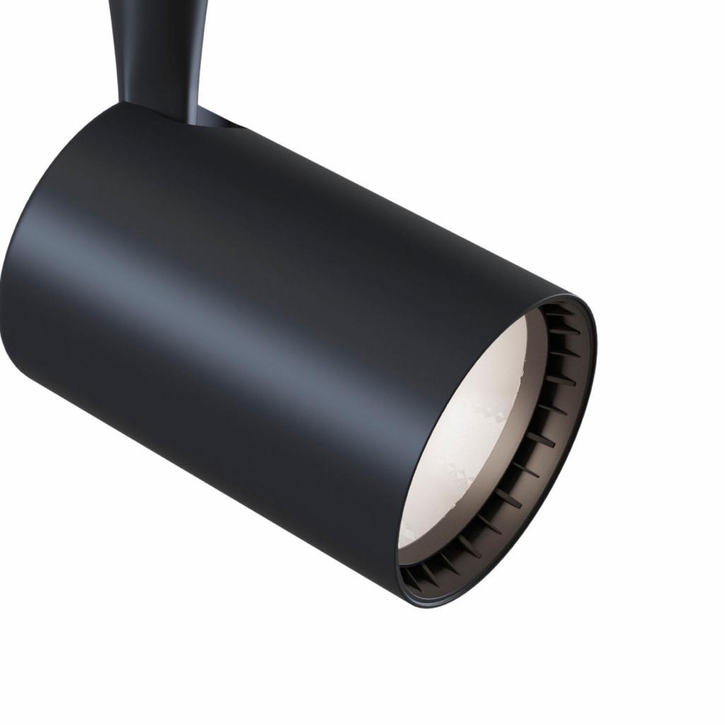 Produktové foto Maytoni Lištový reflektor Track LED 4000K černý 800lm, 12W