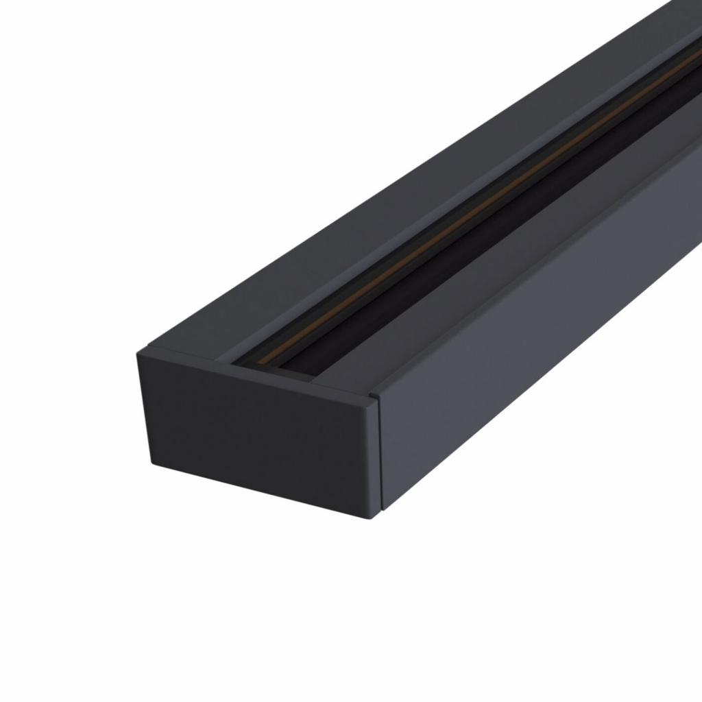 Produktové foto Maytoni 1fázová kolejnice Track v černé, 200 cm