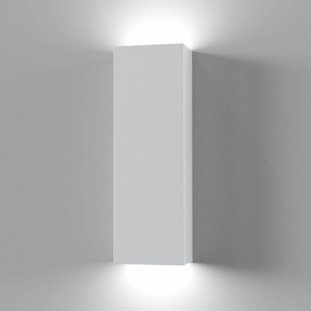 Produktové foto Maytoni Nástěnné světlo Parma ze sádry, 7x22 cm