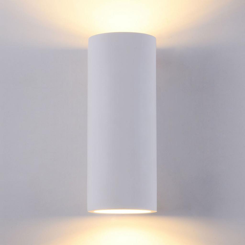 Produktové foto Maytoni Nástěnné světlo Parma ze sádry, 8x20 cm
