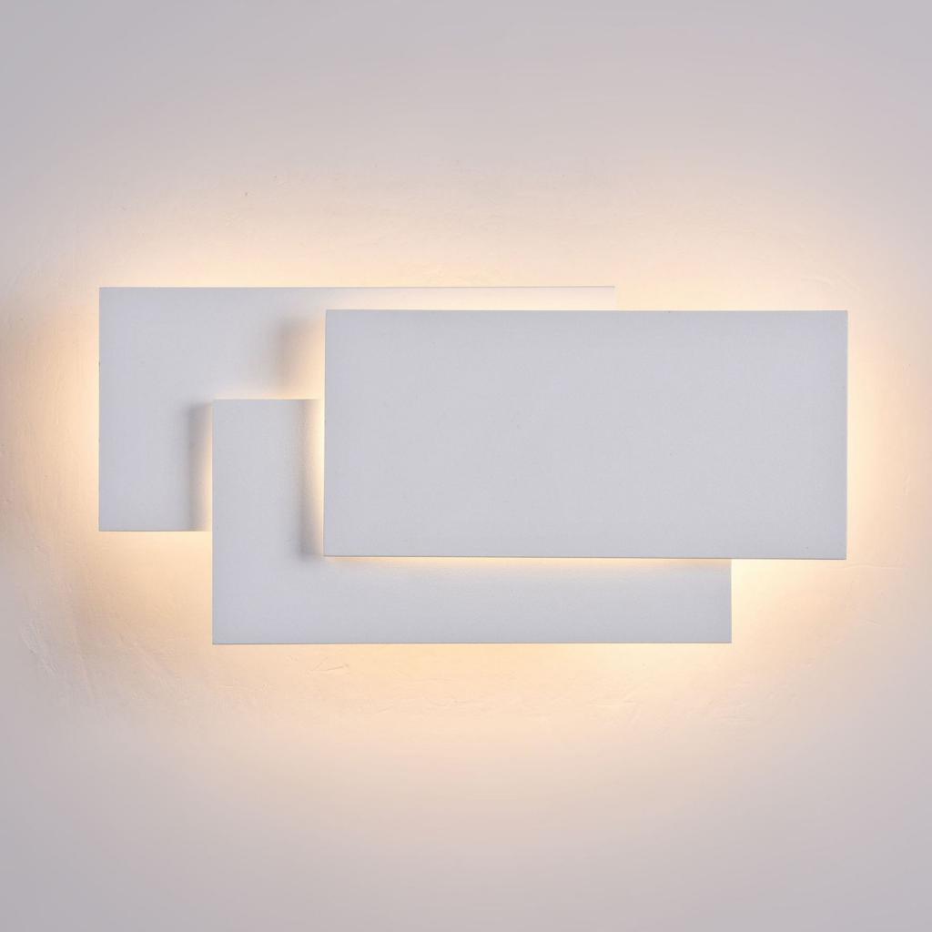 Produktové foto Maytoni LED nástěnné světlo Trame, obdélník