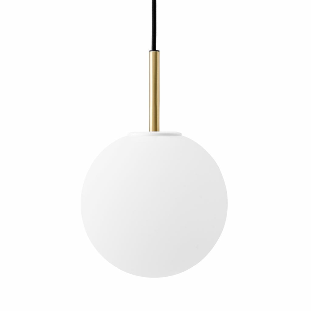 Produktové foto MENU Menu TR Bulb LED závěsné světlo 1x mosaz/opál mat