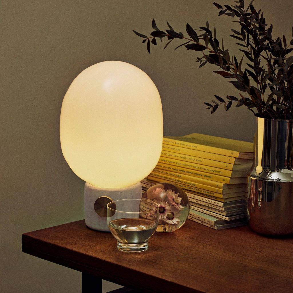 Produktové foto MENU Menu JWDA stolní lampa s mramorovou základnou