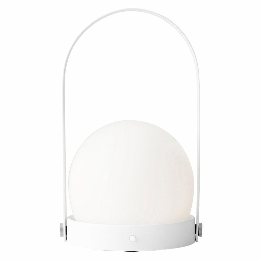 Produktové foto MENU Menu Carrie LED dekorační světlo, nabíjecí, bílá