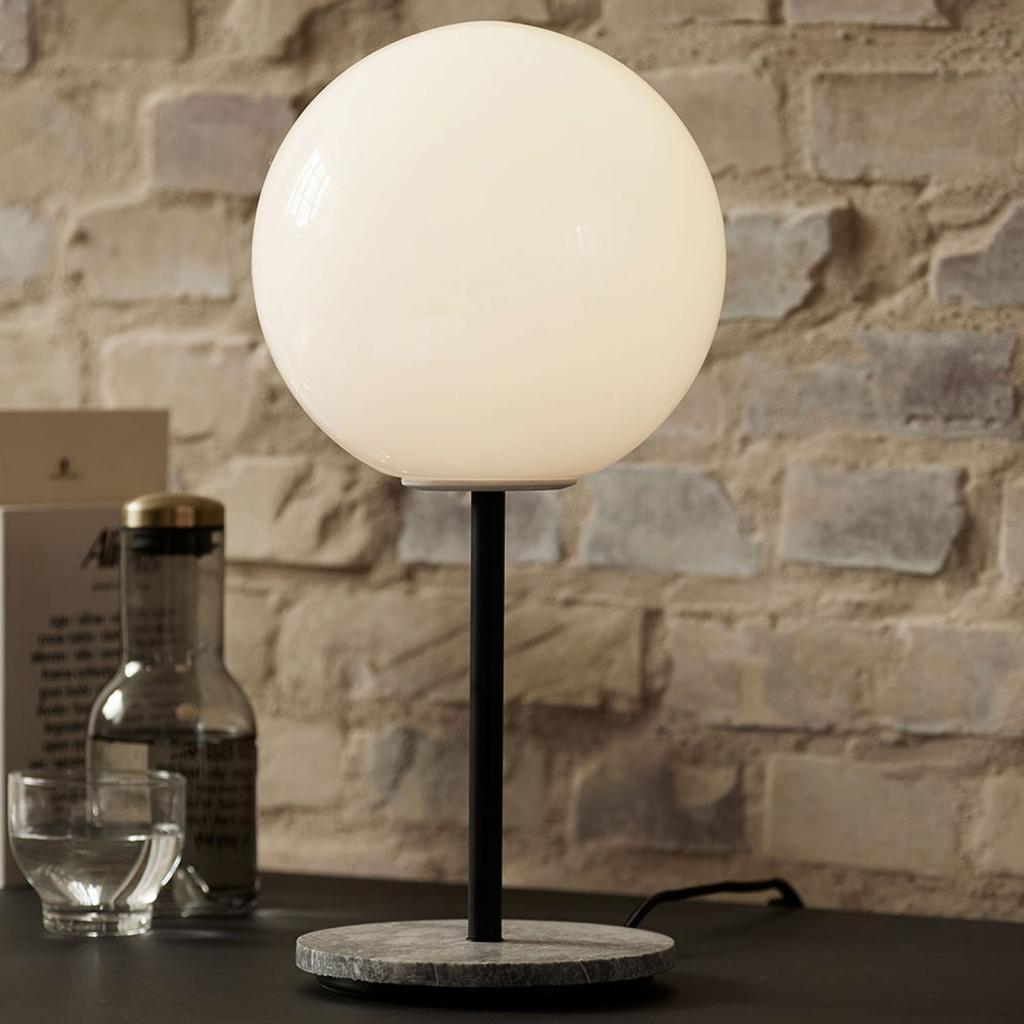 Produktové foto MENU Menu TR Bulb DTW stolní lampa 41cm mramor lesk