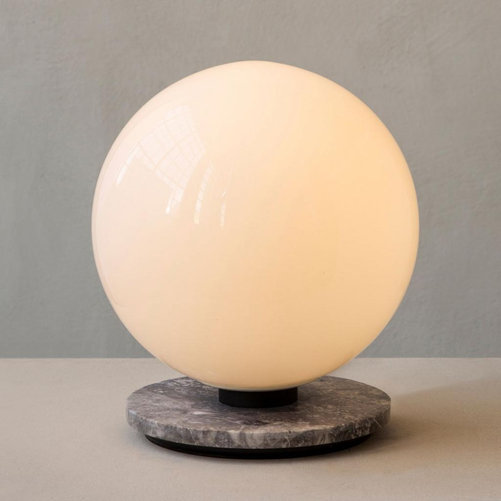 Produktové foto MENU Menu TR Bulb DTW stolní lampa 22cm mramor lesk