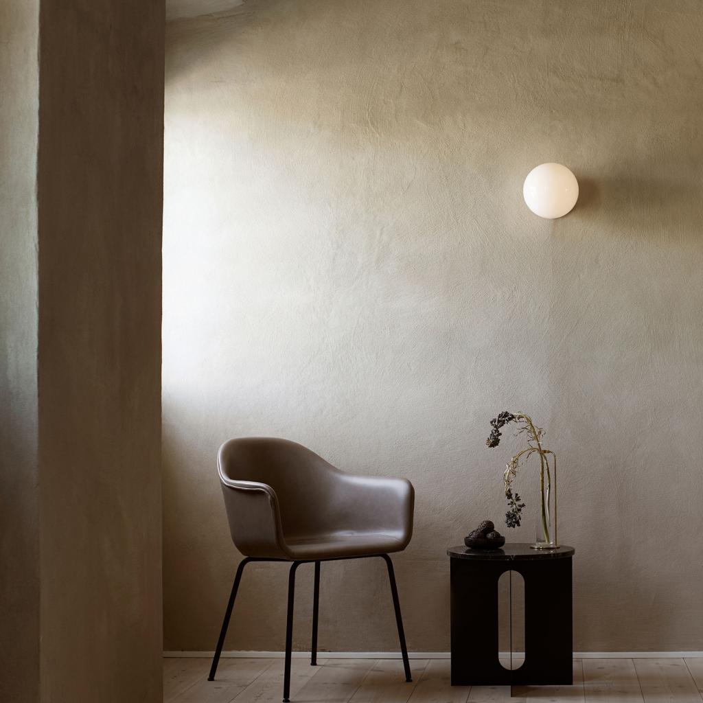 Produktové foto MENU Menu TR Bulb LED stropní světlo mosaz/opál lesk