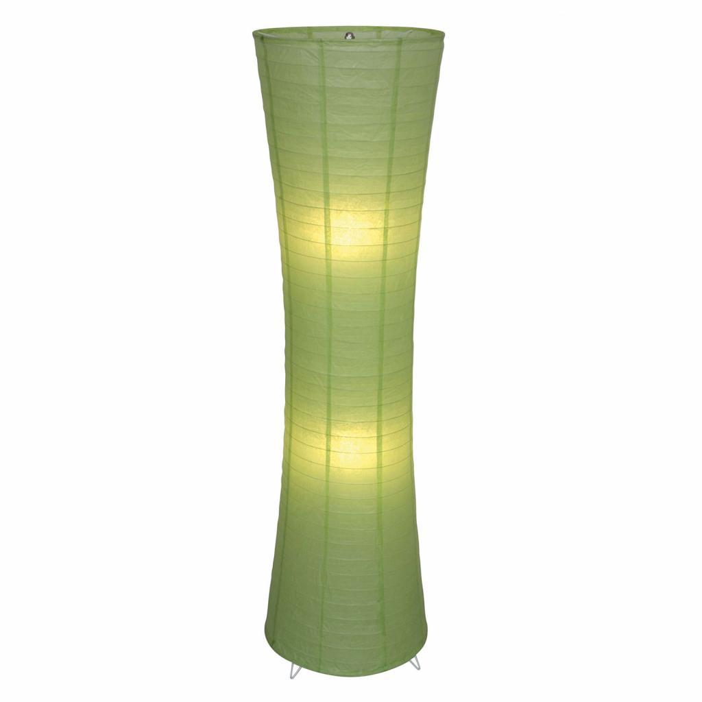 Produktové foto Näve Stojací lampa Ranpu zelená