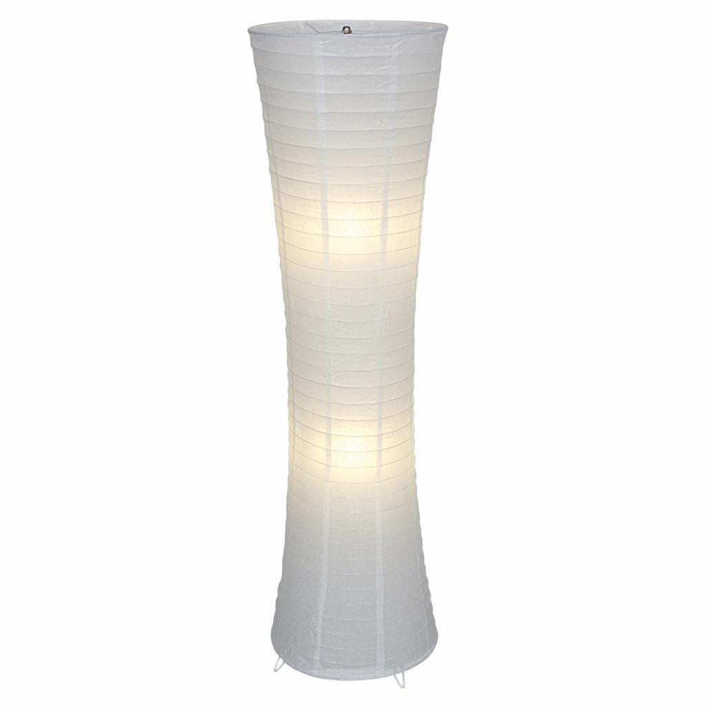 Produktové foto Näve Stojací lampa Ranpu bílá