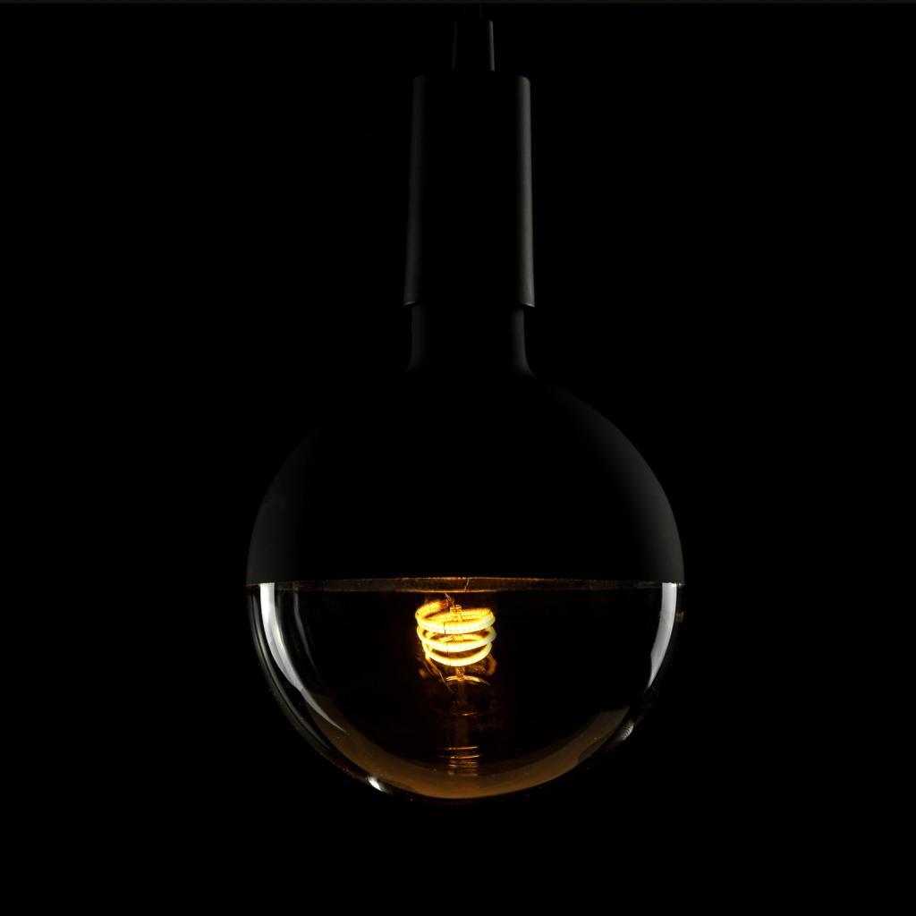 Produktové foto Segula SEGULA LED žárovka E27 8W G150 2200K stmívatelná