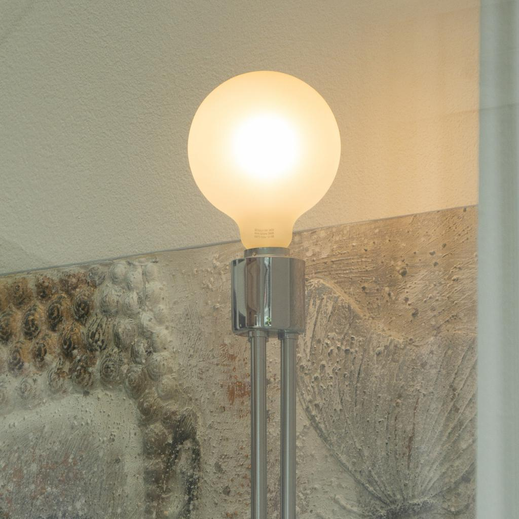 Produktové foto Segula SEGULA LED žárovka E27 8W G125 2600K satinovaná