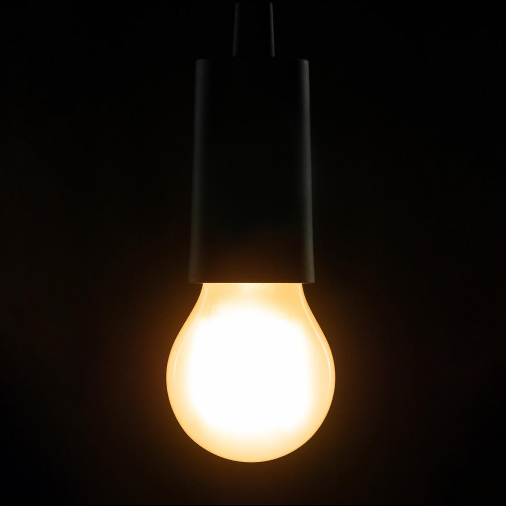Produktové foto Segula SEGULA LED žárovka E27 8W 2600K matná