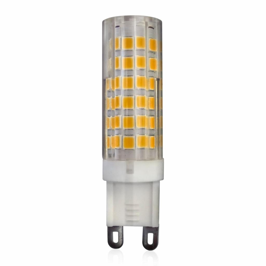 Produktové foto Schuller LED kolíková žárovka G9 4,5W 3000K stmívatelná