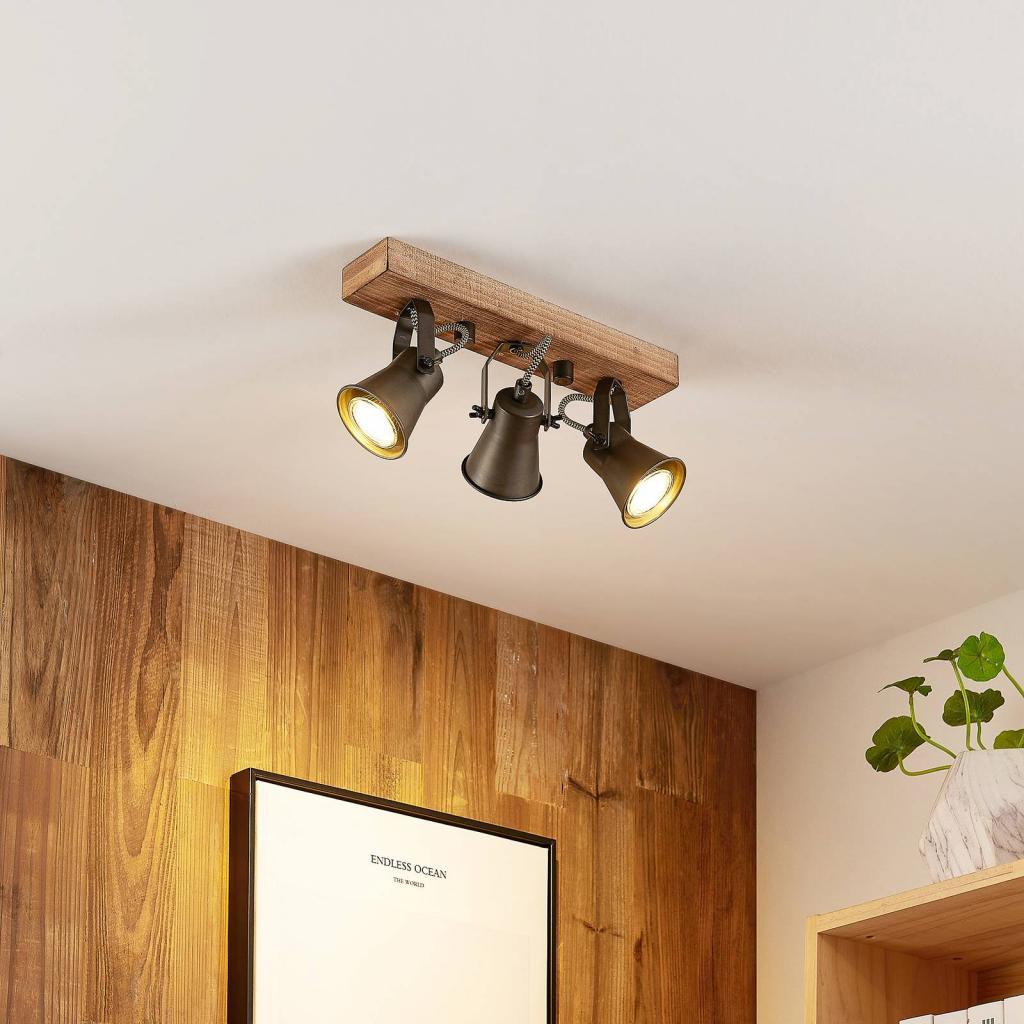 Produktové foto Lindby Lindby Grandesa stropní bodové světlo, 3 zdroje