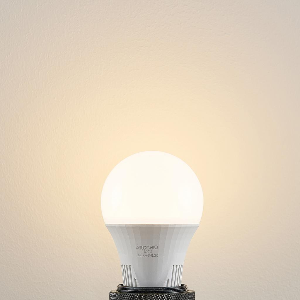 Produktové foto Arcchio LED žárovka E27 A60 9W 3.000K 3 st. stmívatelná