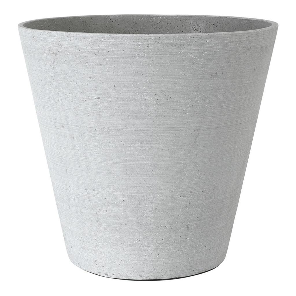 Produktové foto Květináč Coluna světle šedý O 34 cm Blomus