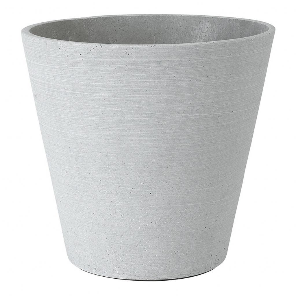 Produktové foto Květináč Coluna světle šedý O 26 cm Blomus