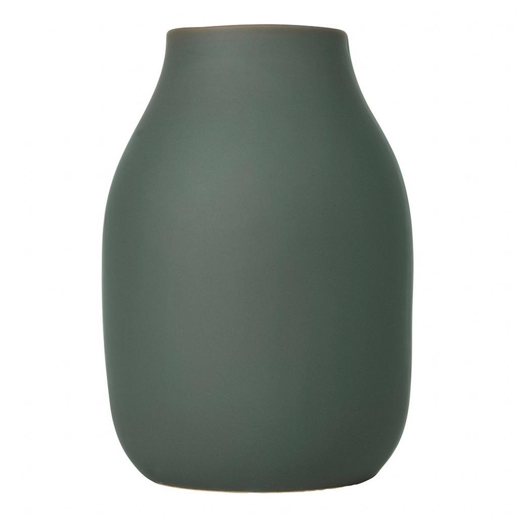 Produktové foto Váza COLORA khaki O 14 cm Blomus