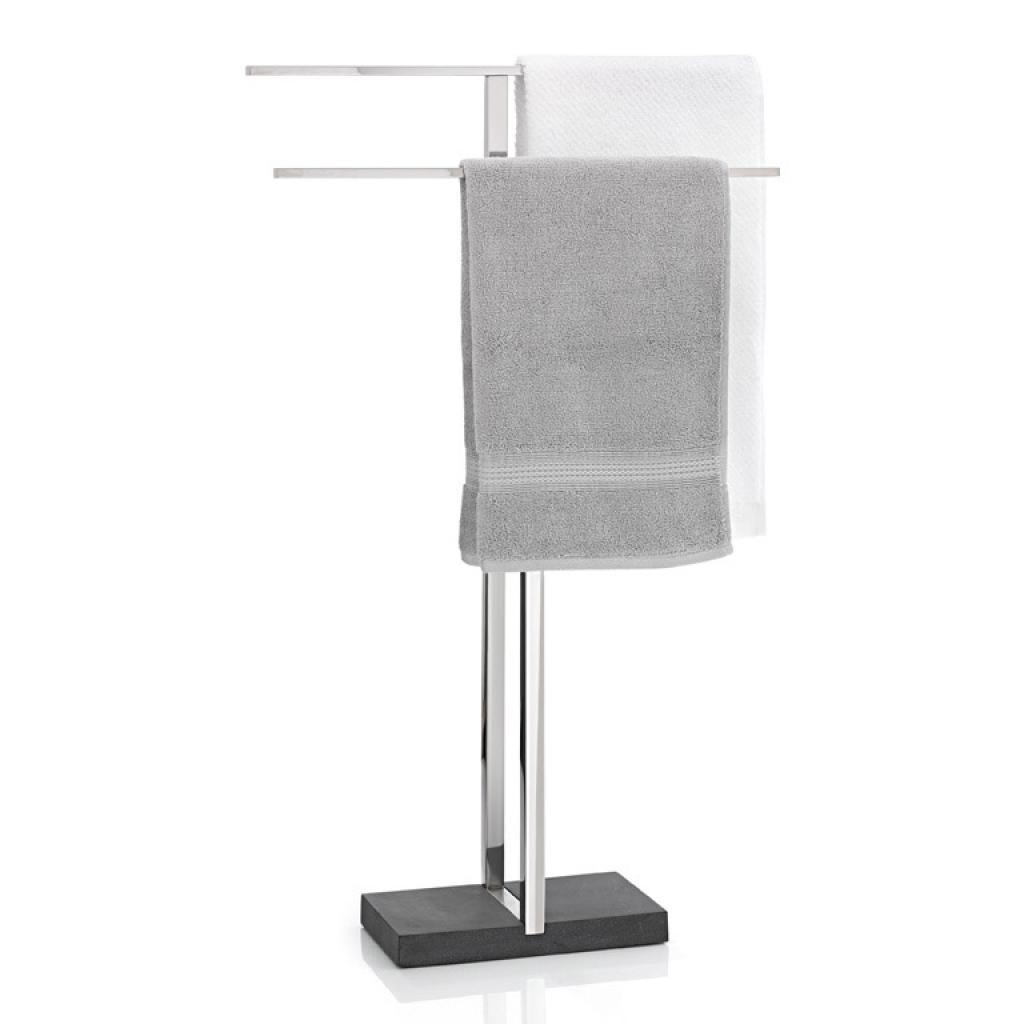 Produktové foto Stojan na ručníky MENOTO leštěný nerez 50 cm Blomus
