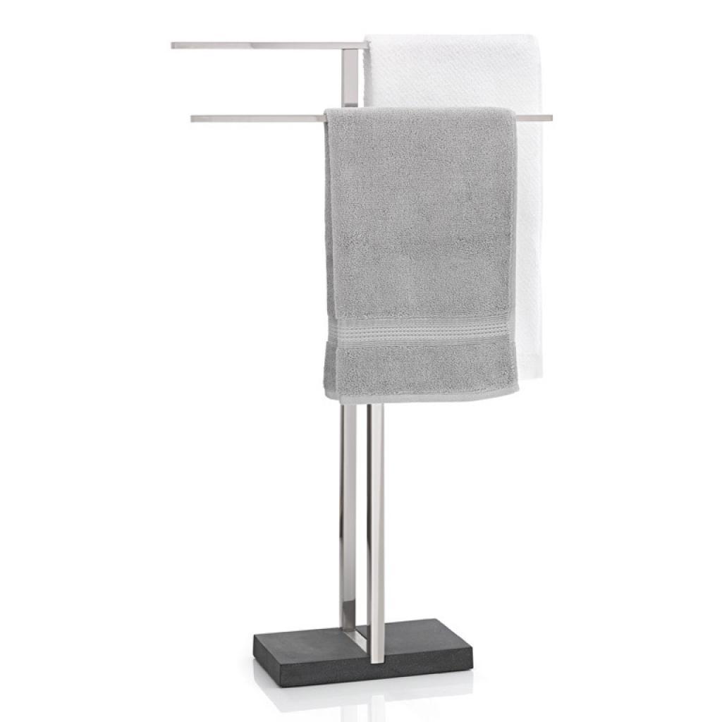 Produktové foto Stojan na ručníky MENOTO matný nerez 50 cm Blomus