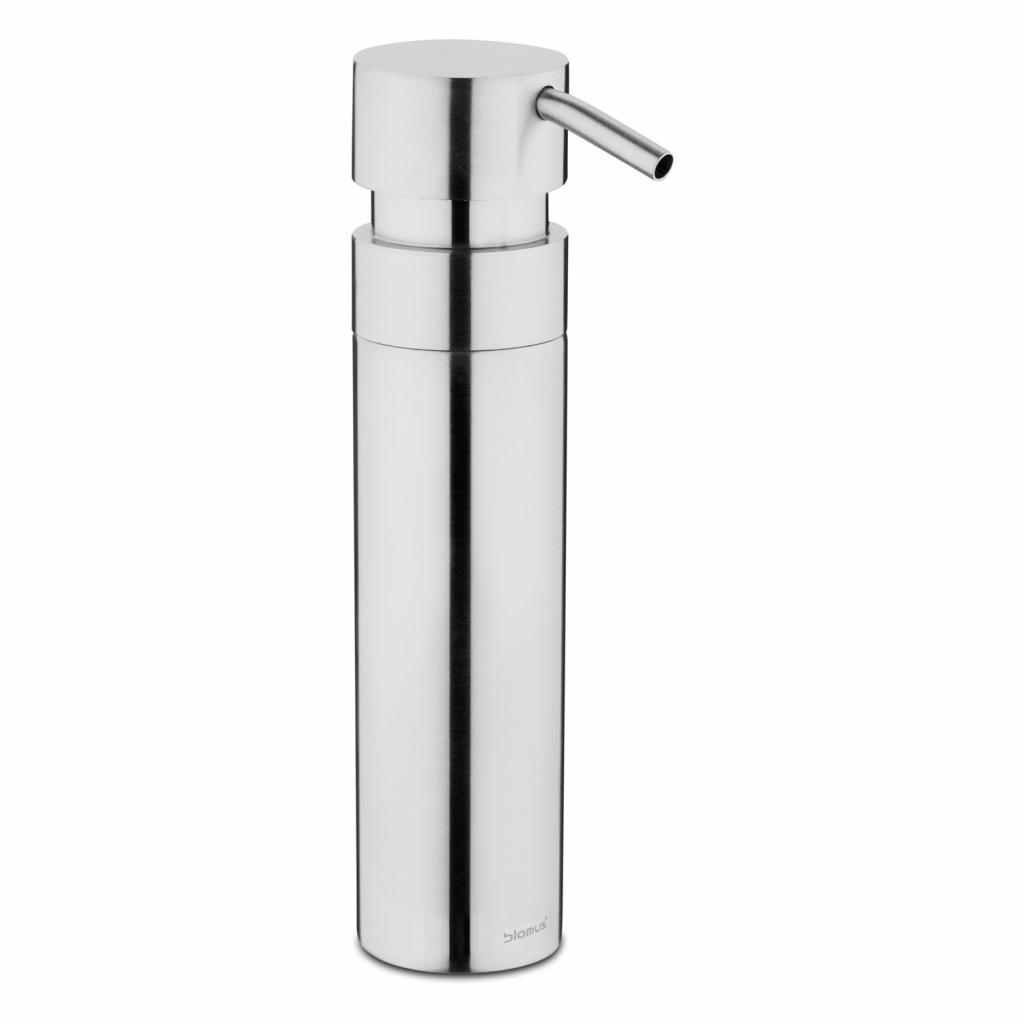 Produktové foto Dávkovač tekutého mýdla NEXIO matný nerez 100 ml Blomus