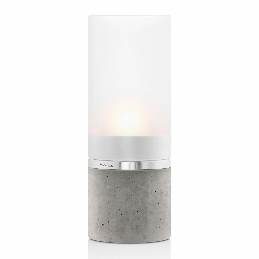 Produktové foto Svícen FARO beton O 7 cm Blomus