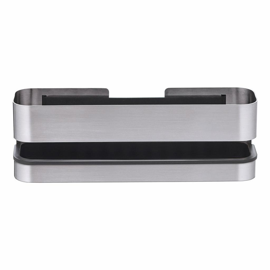 Produktové foto Nástěnná koupelnová police NEXIO matný nerez 25 cm Blomus