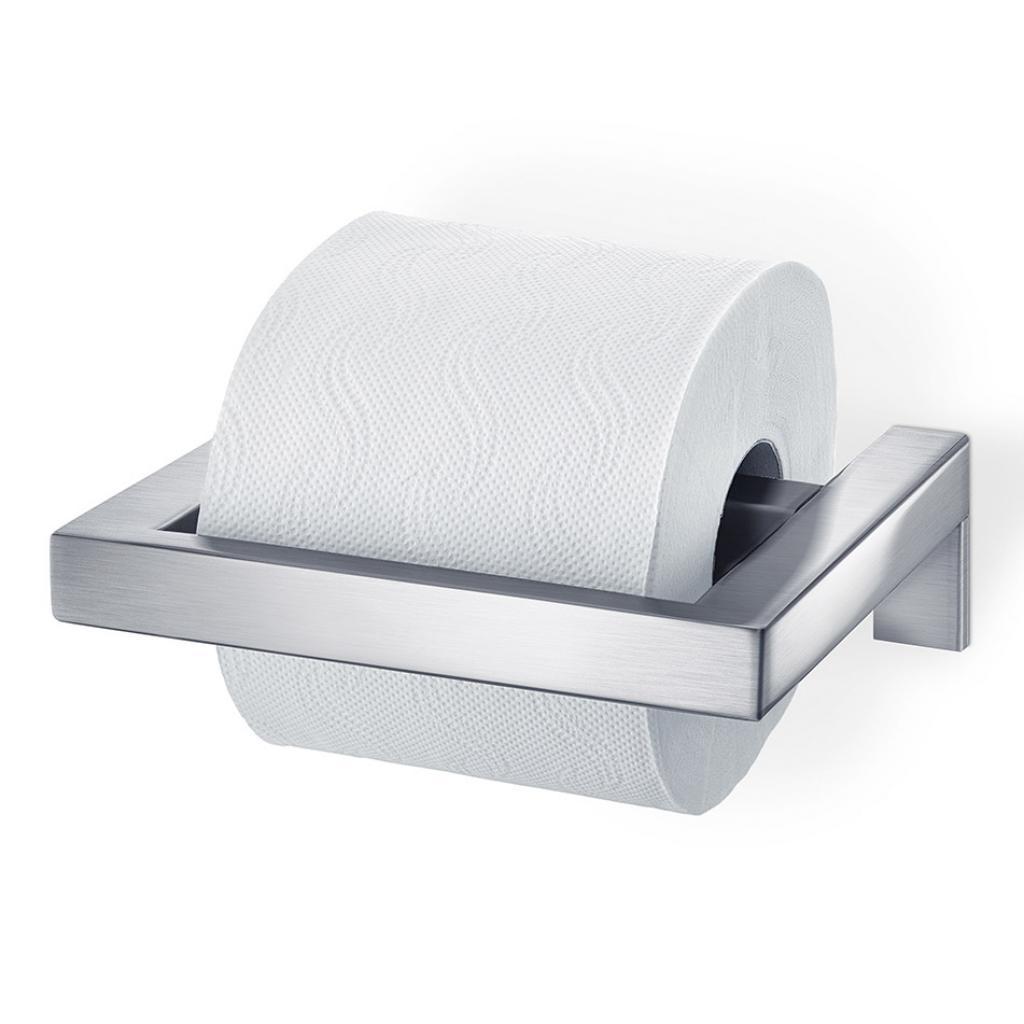 Produktové foto Držák na toaletní papír MENOTO matný nerez Blomus
