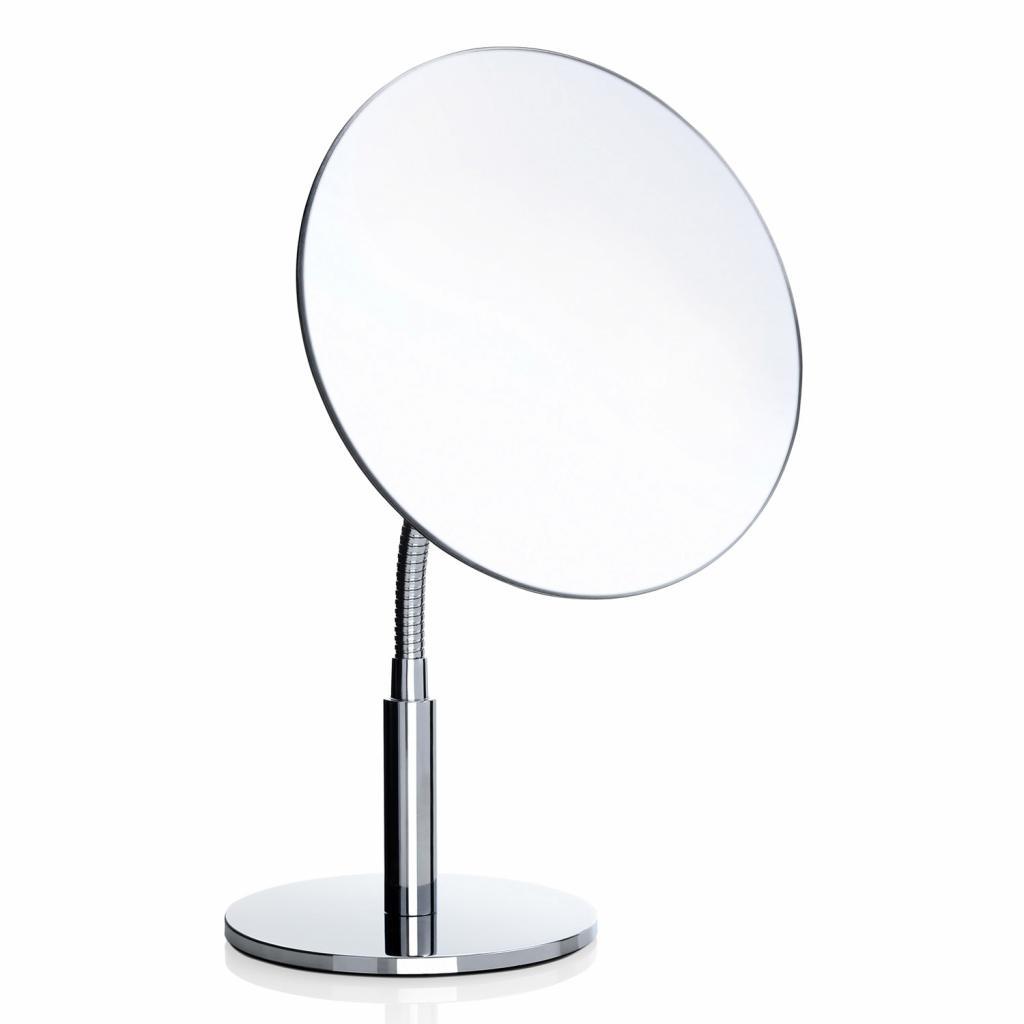 Produktové foto Nastavitelné kosmetické zrcadlo VISTA leštěné Blomus