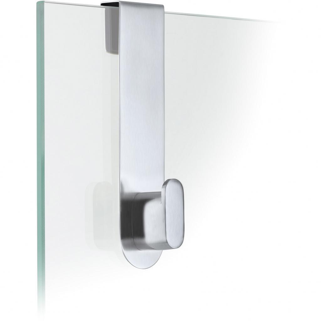 Produktové foto Háček na skleněné dveře AREO matný Blomus