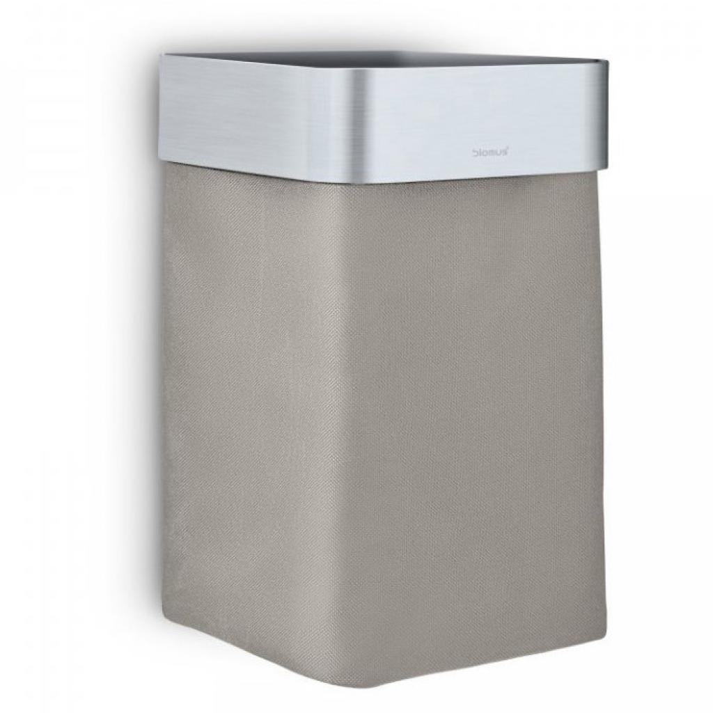 Produktové foto Nástěnný koš na ručníky NEXIO matný taupe Blomus