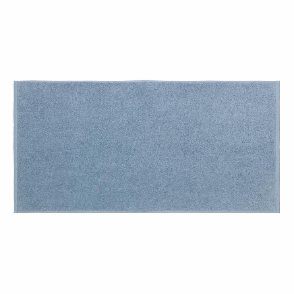 Produktové foto Koupelnová předložka PIANA 50 x 100 cm kouřově modrá Blomus