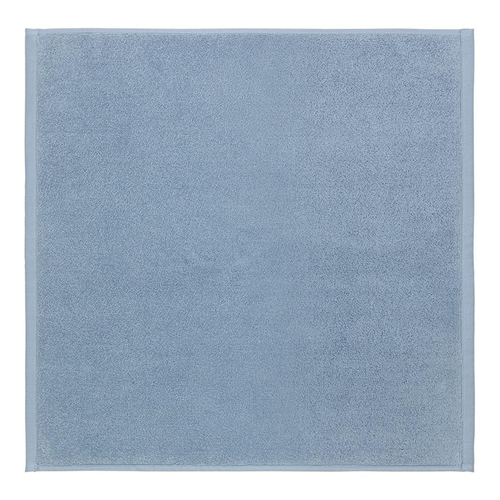 Produktové foto Koupelnová předložka malá PIANA 55 x 55 cm kouřově modrá Blomus