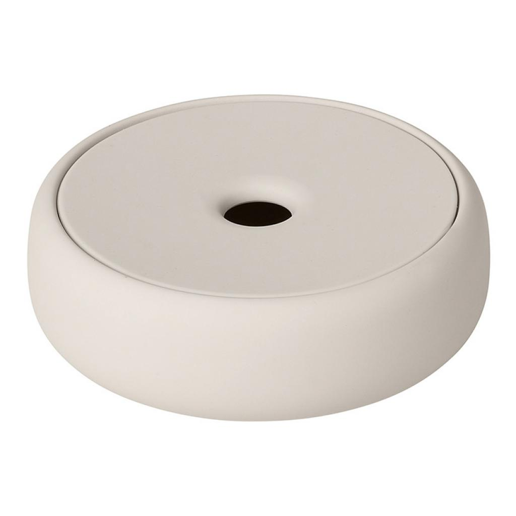 Produktové foto Úložný box na kosmetické potřeby SONO krémový Blomus