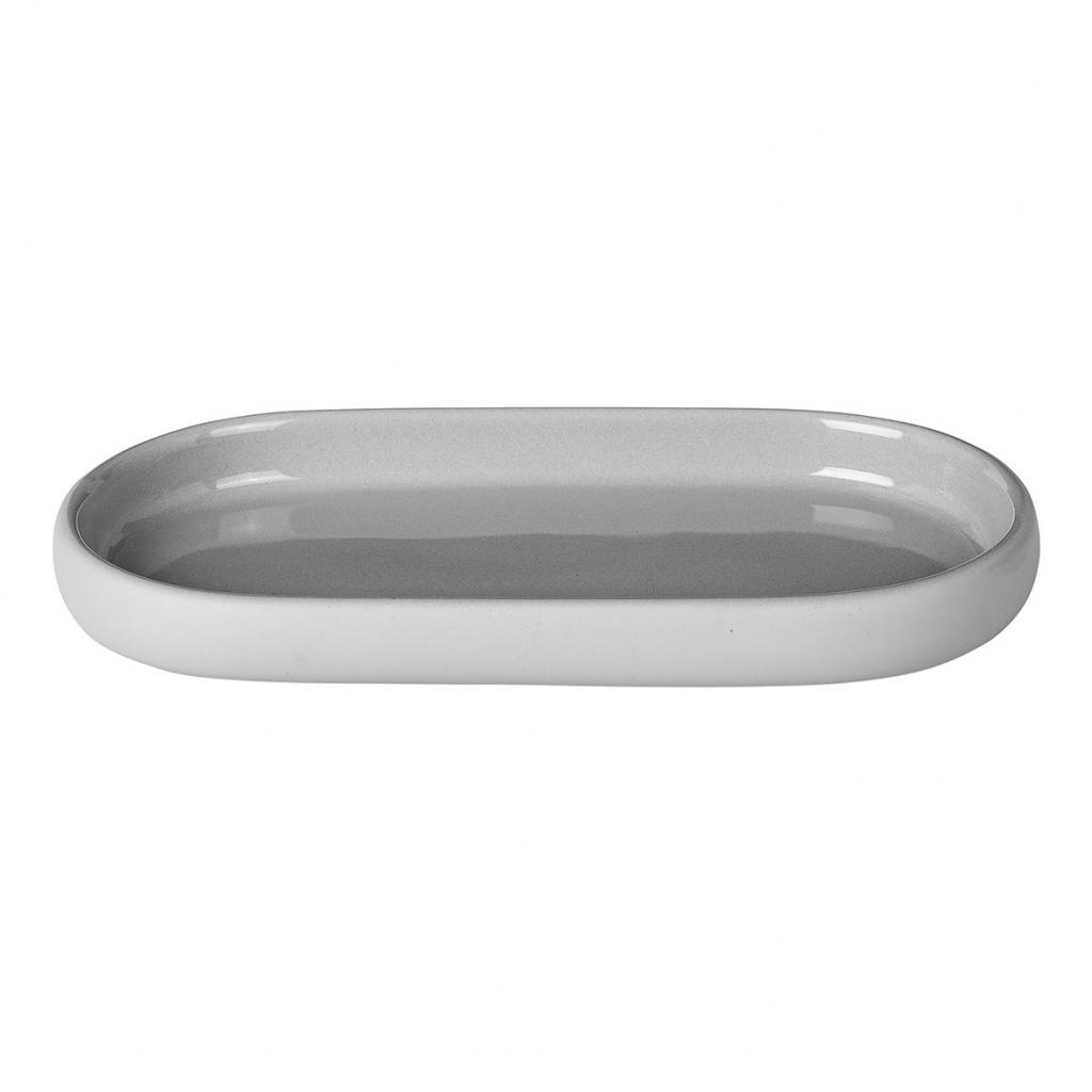 Produktové foto Odkládací miska na mýdlo SONO světle šedá Blomus