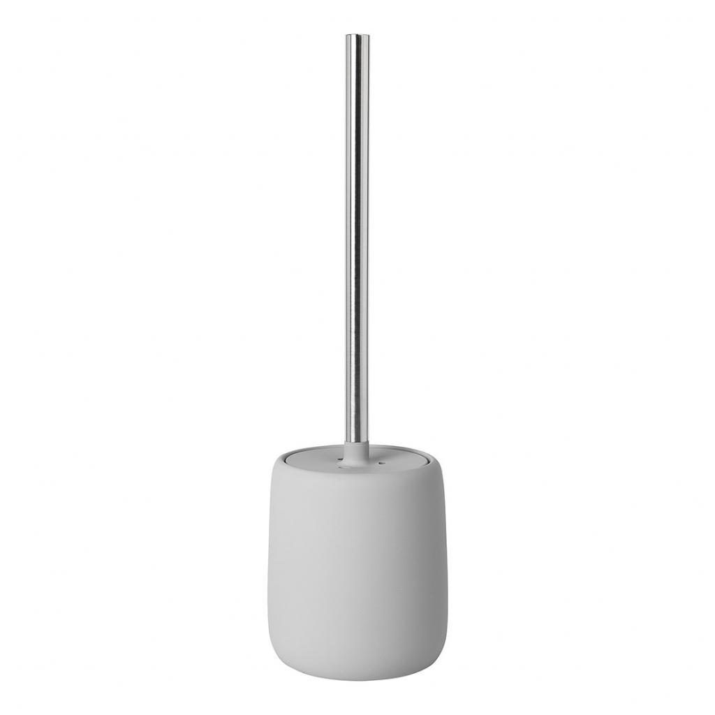Produktové foto WC kartáč SONO světle šedý Blomus
