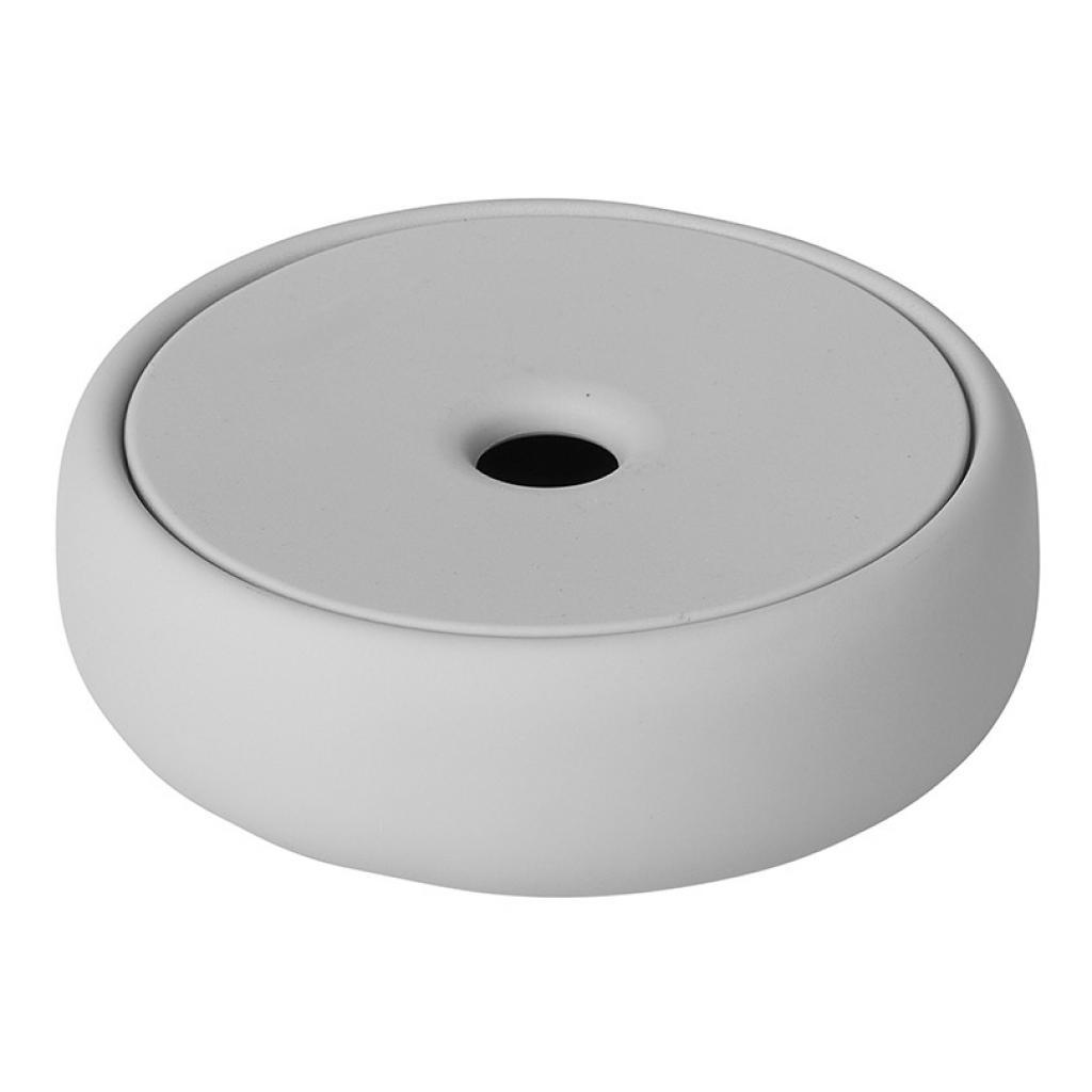 Produktové foto Úložný box na kosmetické potřeby SONO světle šedý Blomus